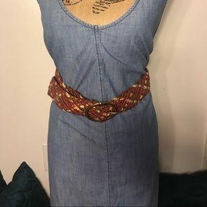 Old Navy Dresses - Denim sleeveless dress